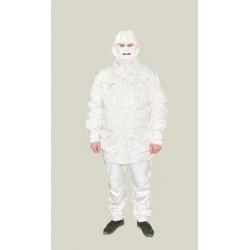 Костюм демисезонный специальный «ДКС» мод. № 050-02 (куртка с полукомбинезоном)