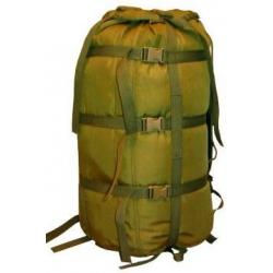 Баул компрессионный «БК-45» рюкзачная ткань