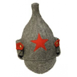 Буденовка сувенирная РККА