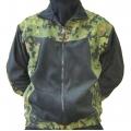 Куртка Флисовая «Автоном» воротник отложной, усиленная накладками