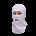 Маска Флисовая мод.: «2-D» Белая