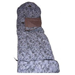 Спальный мешок из верблюжьей шерсти (двухслойный)