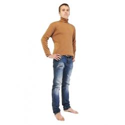 Водолазка мужская с длинным рукавом из Верблюжьей шерсти